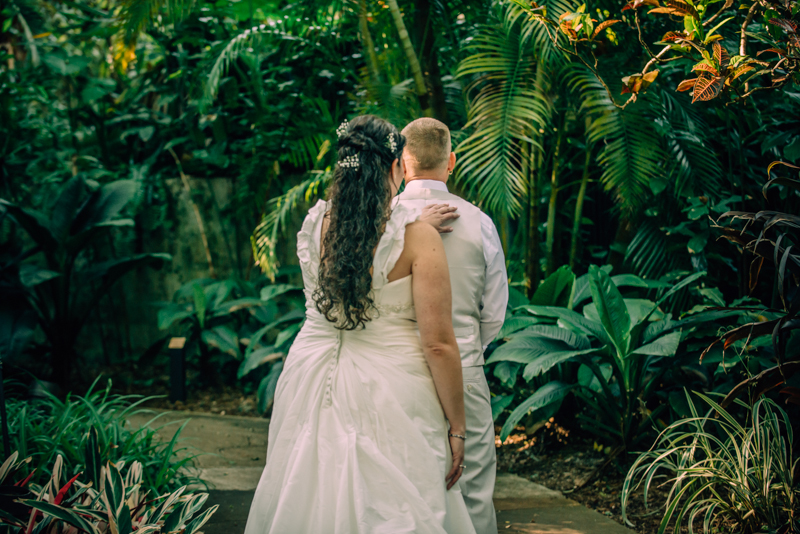 Sunken Gardens Wedding_St Petersburg Wedding Photographer_St Pete Wedding_Clearwater Wedding Photographer_Wedding Florida-3