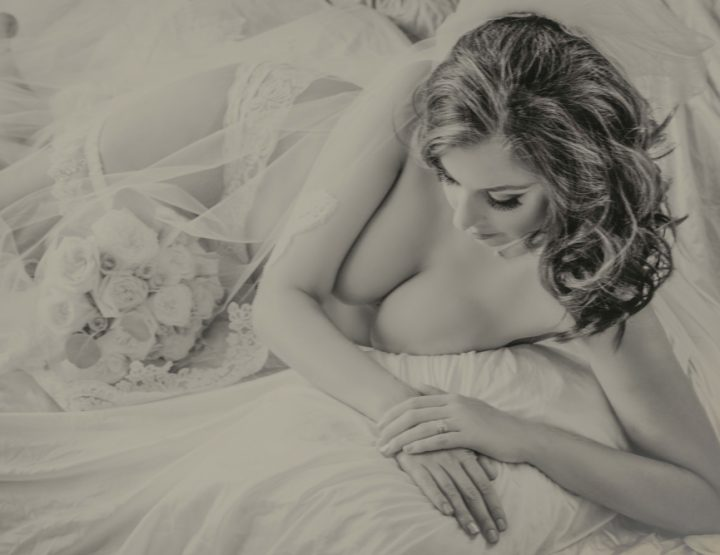 Tampa Wedding Boudoir Photography