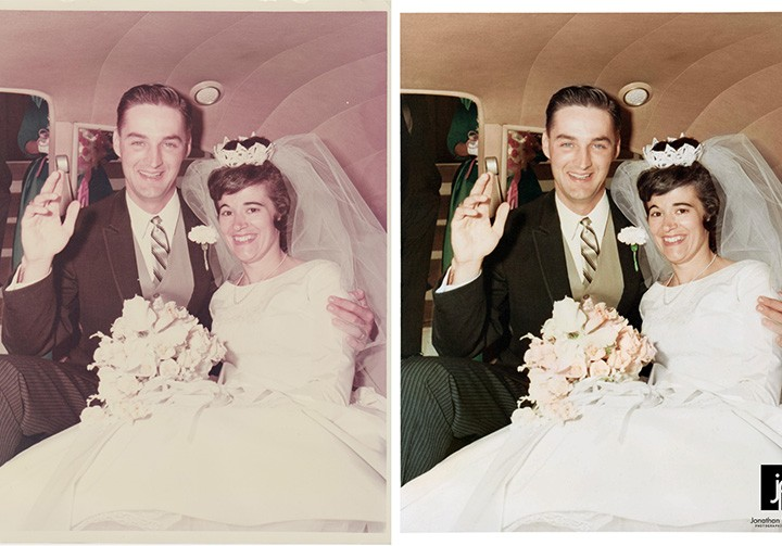 Saint Petersburg Photo Restoration - We Make Old-Damaged Photos Look New!