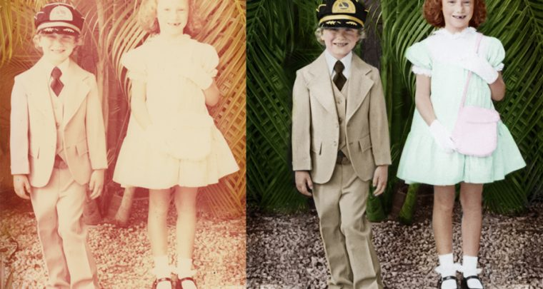 St Petersburg Photo Restoration :: Fading Pictures